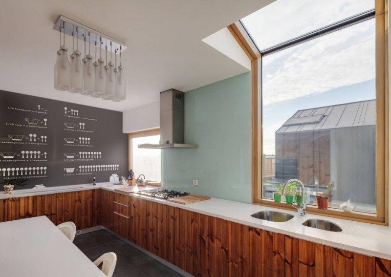 Отделка стен на кухне варианты оформления выбор материалов