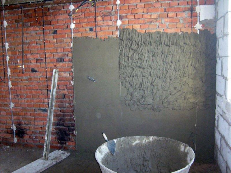 Штукатурка стен своими руками: самая подробная статья-инструкция